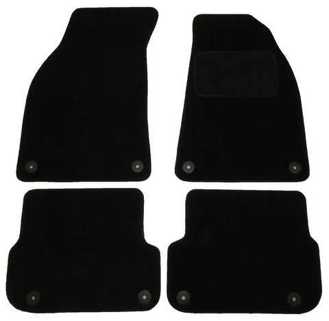 Exact Fit Tailored Car Mats Audi A6 (2009-2011)