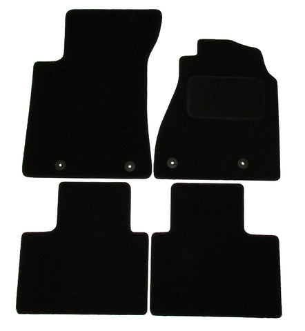 Exact Fit Tailored Car Mats Audi A8 [Not Quattro] (2003-2011)