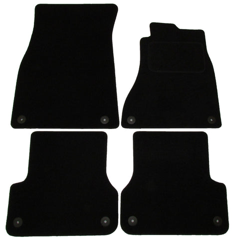 Exact Fit Tailored Car Mats Audi A6 (2011-Onwards)