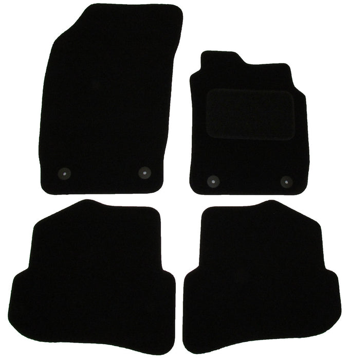 Exact Fit Tailored Car Mats Audi A1 (2010-Onwards)
