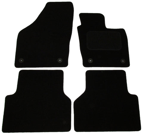 Exact Fit Tailored Car Mats Audi Q3 (2011-Onwards)