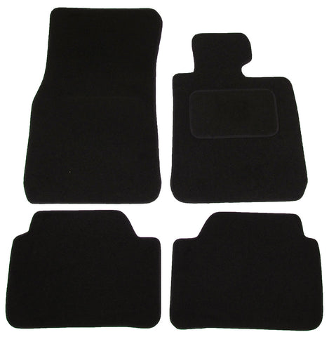 Exact Fit Tailored Car Mats BMW 1 Series Hatch (2011-Onwards)