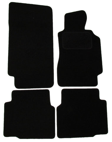 Exact Fit Tailored Car Mats BMW E36 3 Series Coupe (1992-1998)