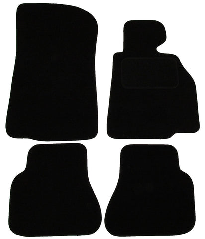 Exact Fit Tailored Car Mats BMW E46 3 Series Cabriolet (2002-2007)