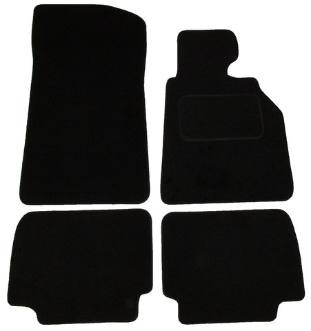 Exact Fit Tailored Car Mats BMW E46 3 Series Coupe [2 Door] (1999-2007)