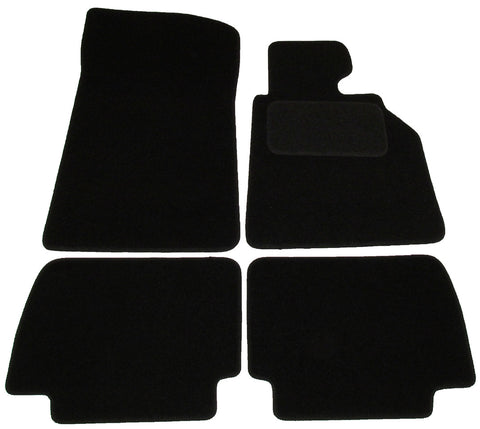 Exact Fit Tailored Car Mats BMW E46 3 Series Saloon [4 Door] (1998-2005)