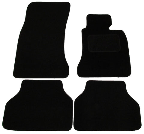 Exact Fit Tailored Car Mats BMW E60 5 Series (2003-2010)