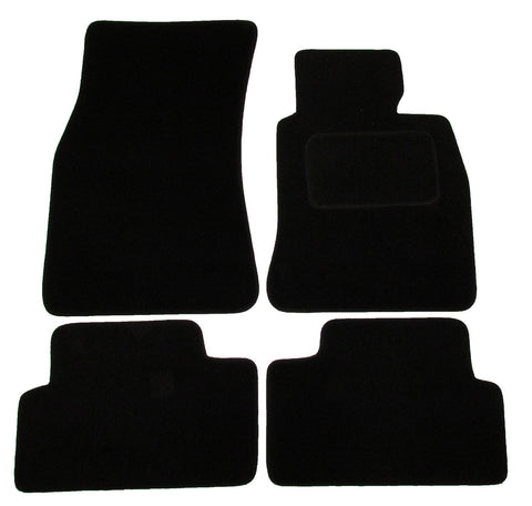 Exact Fit Tailored Car Mats BMW E63 6 Series Coupe (2004-2012)