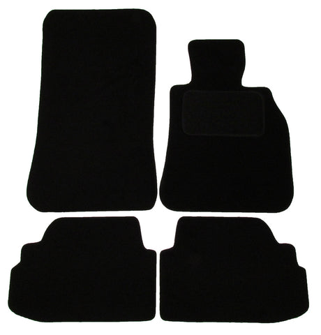 Exact Fit Tailored Car Mats BMW E82 1 Series Coupe (2007-Onwards)