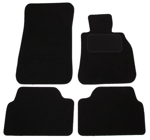 Exact Fit Tailored Car Mats BMW E87 1 Series Hatchback (2004-2011)