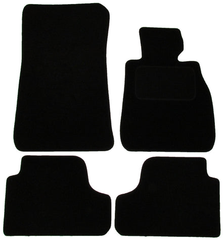 Exact Fit Tailored Car Mats BMW E93 3 Series Convertible (2007-Onwards)