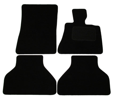 Exact Fit Tailored Car Mats BMW X5 5 Seat (2006-2013)
