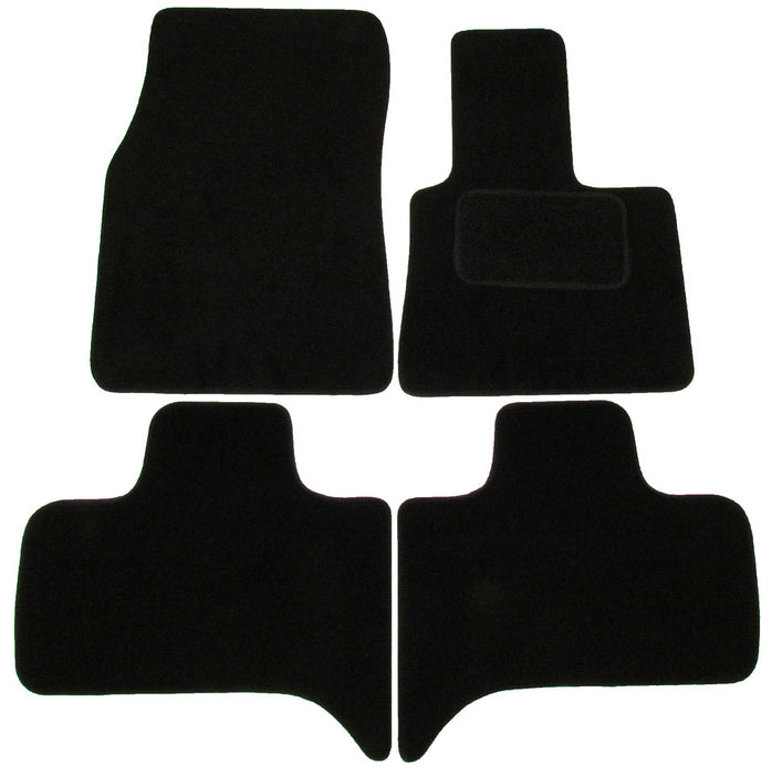 Exact Fit Tailored Car Mats BMW X5 (1999-2006)