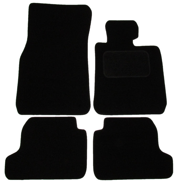 Exact Fit Tailored Car Mats BMW 2 Series Coupe F22 [With Velcro Fasteners] (2014-Onwards)