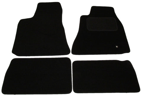 Exact Fit Tailored Car Mats Chrysler 300C Saloon (2006-Onwards)