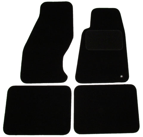 Exact Fit Tailored Car Mats Chrysler Jeep Cherokee (2002-2005)