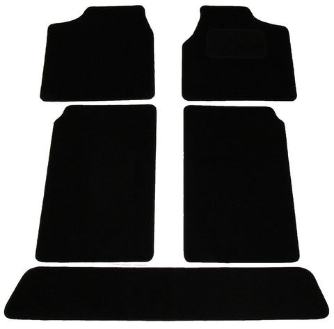 Exact Fit Tailored Car Mats Chrysler Voyager (2001-Onwards)
