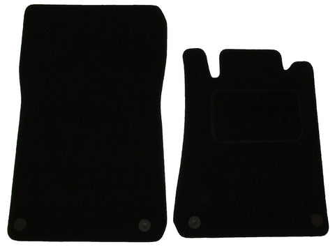 Exact Fit Tailored Car Mats Chrysler Crossfire [2 seater] (2003-2008)