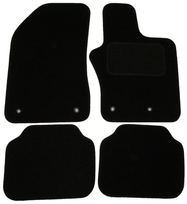 Exact Fit Tailored Car Mats Jeep Renegade 2015 On (2015-Onwards)