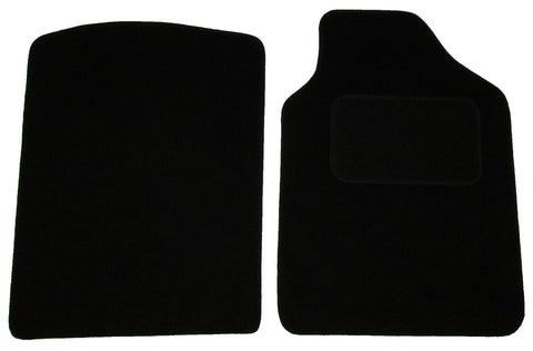 Exact Fit Tailored Car Mats Citroen Berlingo Van (2002-2008)