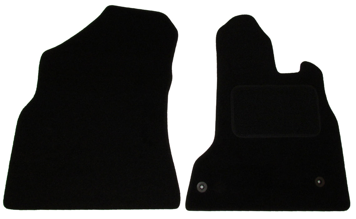 Exact Fit Tailored Car Mats Citroen Berlingo & Peugeot Partner (2008-Onwards)