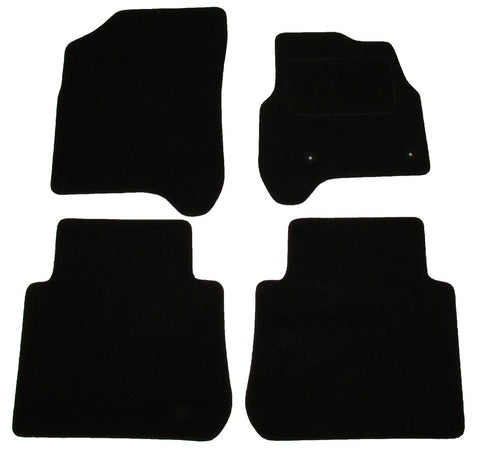 Exact Fit Tailored Car Mats Citroen C3 Picasso MPV (2008-Onwards)