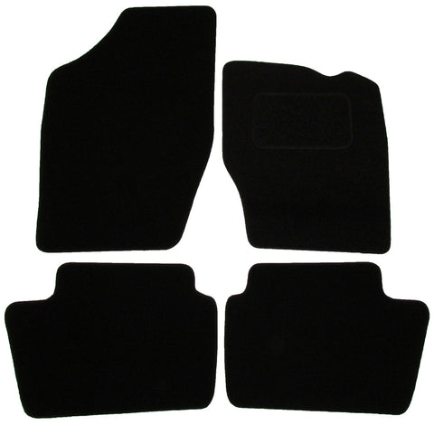 Exact Fit Tailored Car Mats Citroen C4 [Not Picasso] (2006-Onwards)