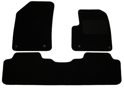 Exact Fit Tailored Car Mats Citroen C5 (2008-Onwards)