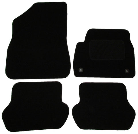 Exact Fit Tailored Car Mats Citroen DS5 (2012-Onwards)