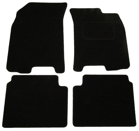 Exact Fit Tailored Car Mats Chevrolet Kalos (2002-2005)