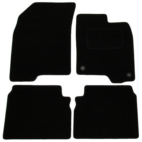 Exact Fit Tailored Car Mats Chevrolet Aveo (2008-2011)