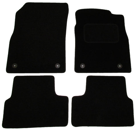 Exact Fit Tailored Car Mats Chevrolet Aveo (2009-Onwards)