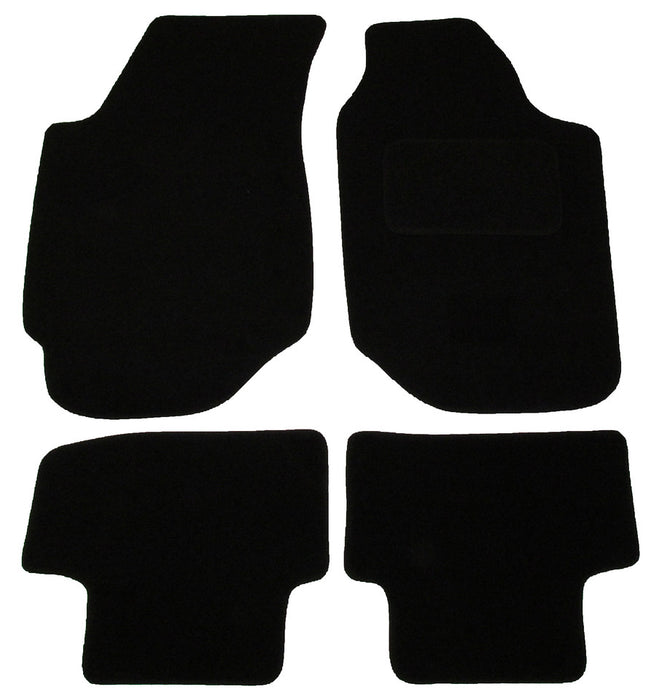 Exact Fit Tailored Car Mats Ford Escort Mk6 Mk7 (1994-Onwards)