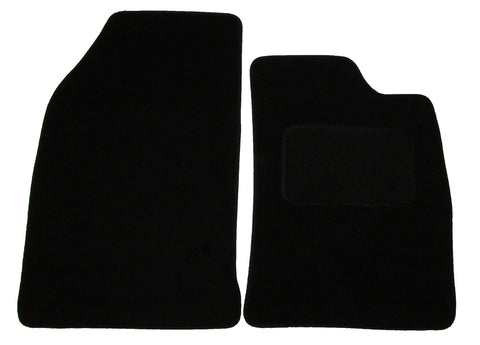 Exact Fit Tailored Car Mats Ford Fiesta Van (2002-2008)