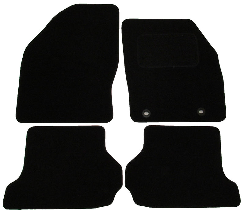 Exact Fit Tailored Car Mats Ford Focus Cabriolet (2007-Onwards)