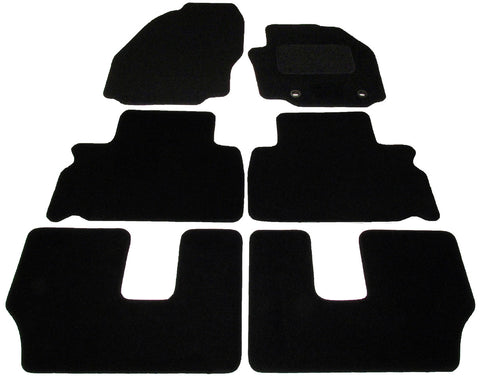Exact Fit Tailored Car Mats Ford Galaxy (2006-Onwards)