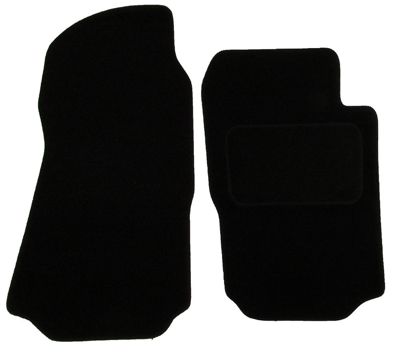 Exact Fit Tailored Car Mats Ford Transit [Floor Gearstick] (2006-2010)