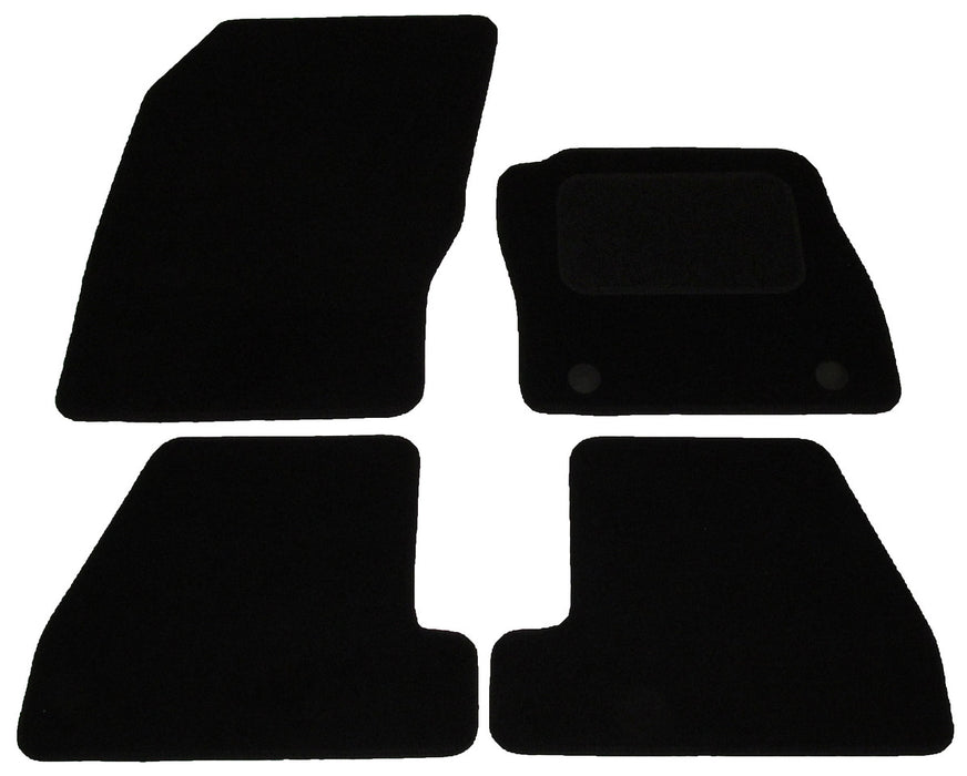 Exact Fit Tailored Car Mats Ford Focus (2011-Onwards)
