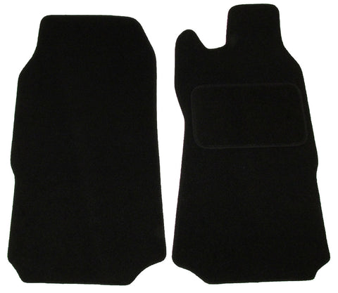 Exact Fit Tailored Car Mats Ford Transit (2010-2014)
