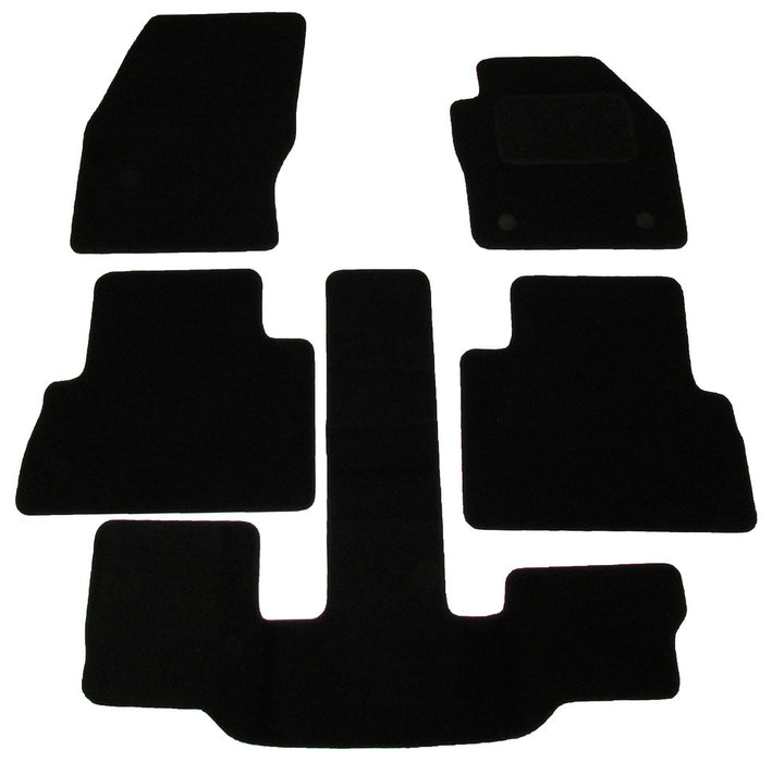Exact Fit Tailored Car Mats Ford C Max Grand (2013-Onwards)