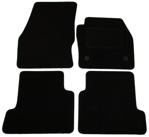 Exact Fit Tailored Car Mats Ford Kuga (2013-Onwards)