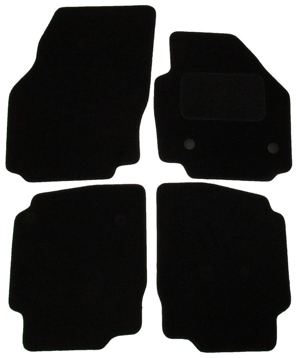 Exact Fit Tailored Car Mats Ford Mondeo [Round Clip] (2012-2013)