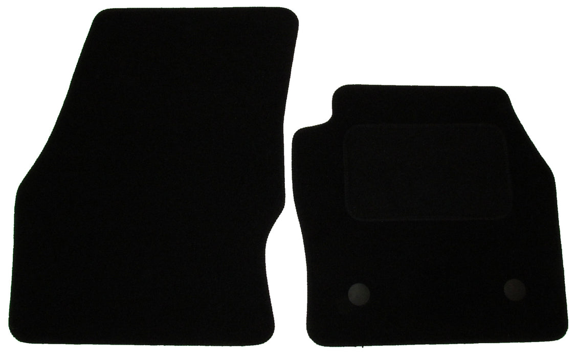 Exact Fit Tailored Car Mats Ford Transit Connect [With 2 Clips] (2014-Onwards)