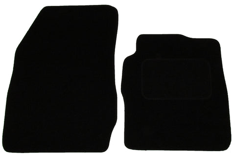 Exact Fit Tailored Car Mats Ford Transit Courier (2014-Onwards)