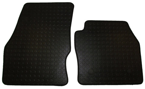 Exact Fit Rubber Tailored Car Mats Ford Connect (2014-Onwards)