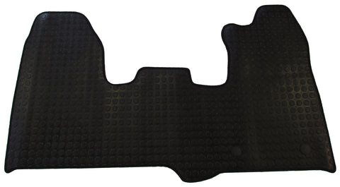 Exact Fit Rubber Tailored Car Mats Ford Transit Custom (2013-Onwards)