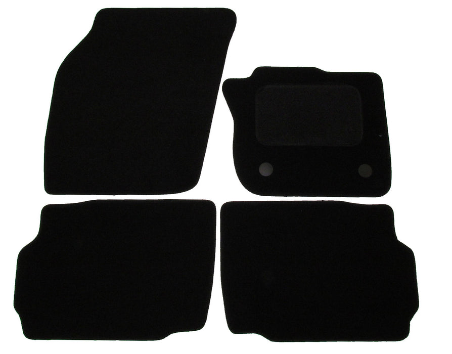Exact Fit Tailored Car Mats Ford Mondeo (2014-Onwards)