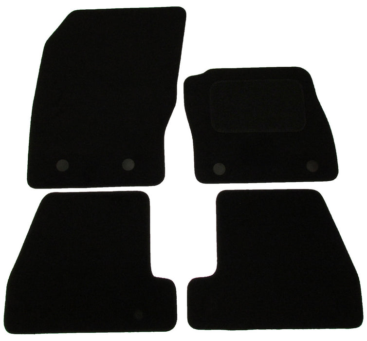 Exact Fit Tailored Car Mats Ford Focus (2015-Onwards)