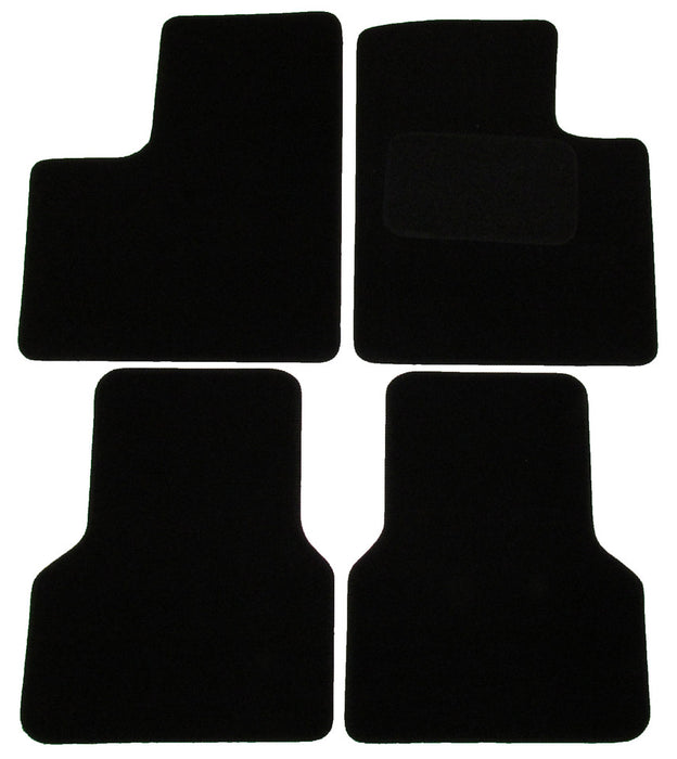 Exact Fit Tailored Car Mats Fiat Doblo MPV [5 Door] (2001-2010)
