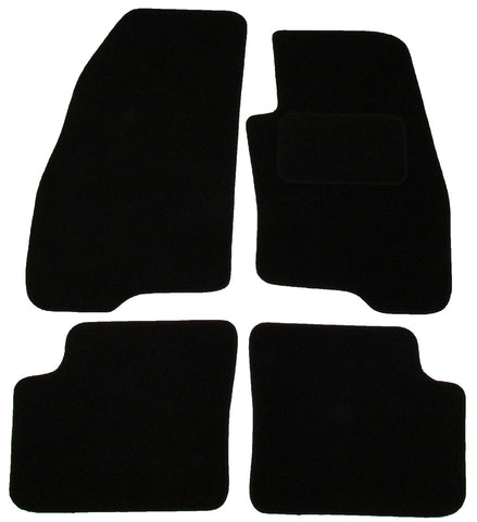 Exact Fit Tailored Car Mats Fiat Grande Punto (2006-Onwards)
